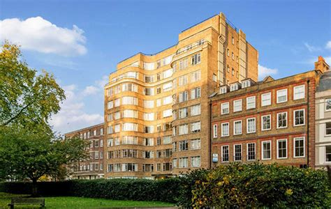 poirots london flat  sale country life