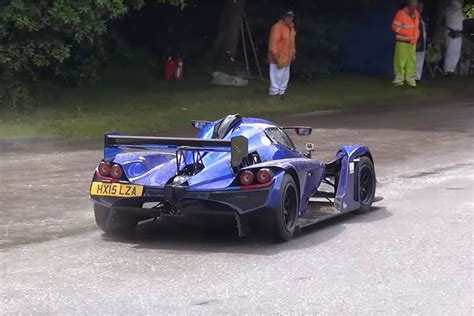 This Is A Praga R1r And Its Really Freaking Awesome