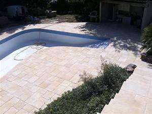 contour de piscine en pierre blb carrelage With contour de piscine en pierre
