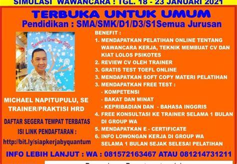 Lowongan kerja rsud sumedang about rumah sakit daerah kabupaten sumedang (rsud sumedang) rsud kab. Job Fair Online 16 Januari 2021 - Info Loker Bandung 2021