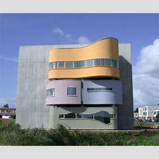 Ad Classics Wall House 2  John Hejduk, Thomas Mullervan