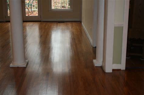 Buffing Hardwood Floors Without Sanding by Another Signal Mountain Floor Shines With Buff Coat Of