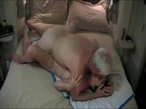 senior mature couple fucking at home at