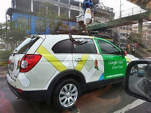 Google Street View Car : have you seen google ph 39 s street view cars driving around your area ~ Medecine-chirurgie-esthetiques.com Avis de Voitures