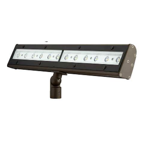 277 volt led flood lights hubbell 02071 21 4 watt 120 277 volt 5100k led alf