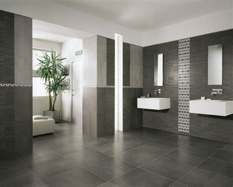 Grey Tile Bathroom Floor by 25 Grey Wall Tiles For Bathroom Ideas And Pictures