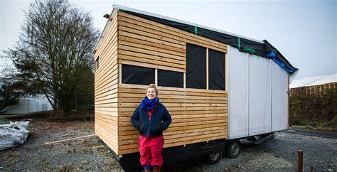 Tiny Häuser Hamburg by Die Natur Als Wohnzimmer Wohnen Im Minihaus 21grad