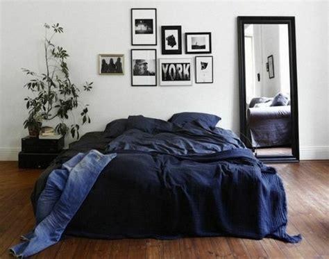 exemple chambre adulte 1001 idées pour une déco maison couleur indigo