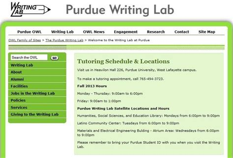 chronological resume purdue owl purdue resume writing