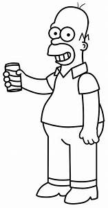 How to Draw Homer Simpson