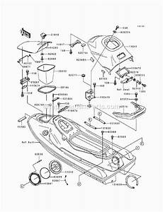 Kawasaki Jet Ski Parts Diagram