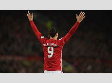Zlatan Ibrahimovic stats show Man United striker going