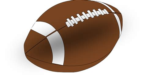 Download as svg vector, transparent png, eps or psd. Free vector graphic: American Football, Ball, Egg - Free ...