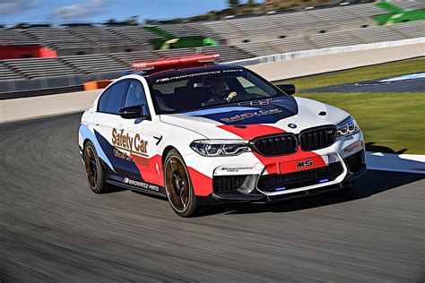 BMW Car : 2018 Bmw M5 Motogp Safety Car Gets Ready For Season Start