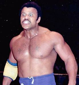 "Rocky ""The Soul Man"" Johnson - Big Time Wrestling SF - Cow ..."