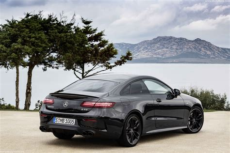 Driving the sedan, coupe, and cabrio. 2021 Mercedes-Benz E53 AMG Coupe - Dailyrevs