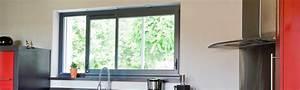 Fenetre Pvc Gris Anthracite : choisir une fen tre aluminium ~ Dailycaller-alerts.com Idées de Décoration