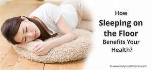 Disadvantages of sleeping on floor thefloorsco for Is it healthy to sleep on the floor
