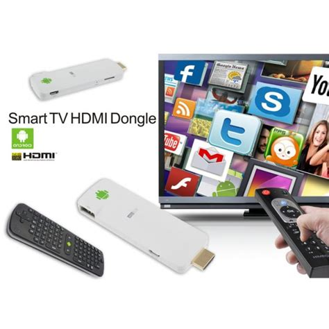 Tablet Con Ingresso Hdmi by Mini Pc Android 4 0 Dongle Hdmi Smart Tv