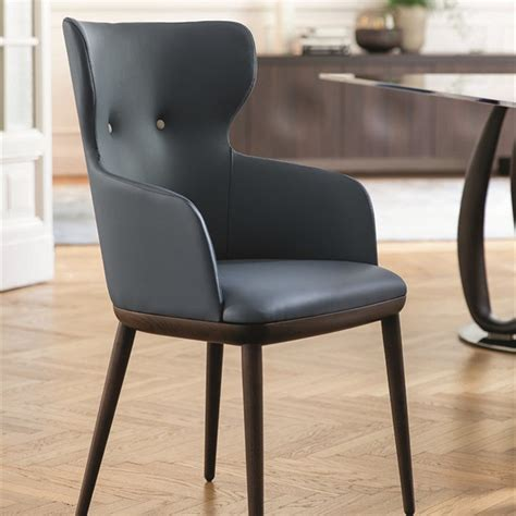 dining chairs with armrests upholstered chair with