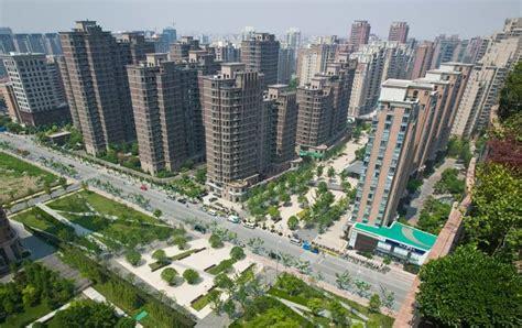 shanghai neighborhoods hongqiao  gubei