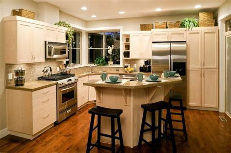 Ideas For Kitchen Islands In Small Kitchens - furniture for small spaces on a budget your kitchen remodeling ideas on a small budget the