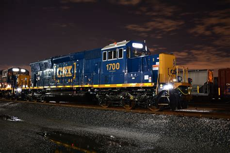 CSX takes delivery of first SD40E3 'Eco' units | Trains ...