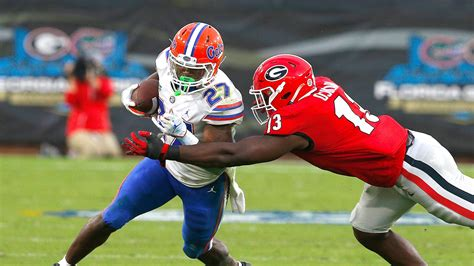 Gator notebook: More players available for Florida vs. Georgia