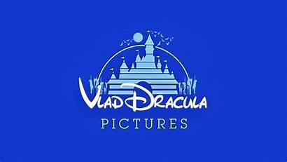 Castle Background Dracula Disney Walt Bats Text