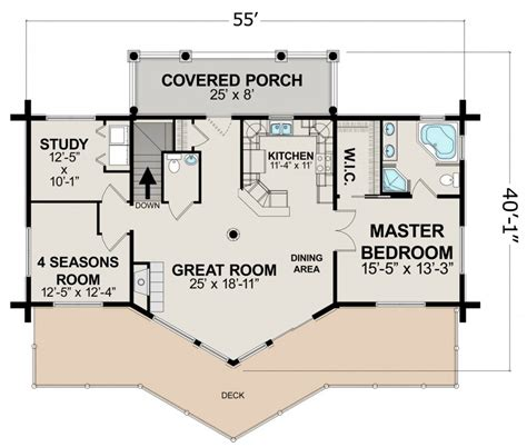 craftsman house plans  walkout basement simple open
