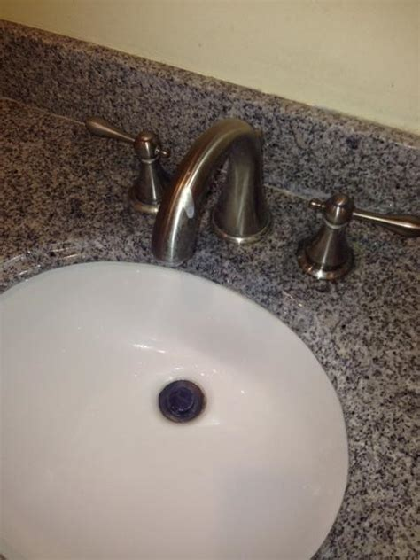 bathroom sink faucet model the home depot community
