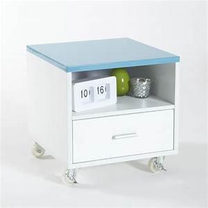 Küchen Beistelltisch Auf Rollen : beistelltisch fetsund auf rollen in wei blau ~ Eleganceandgraceweddings.com Haus und Dekorationen