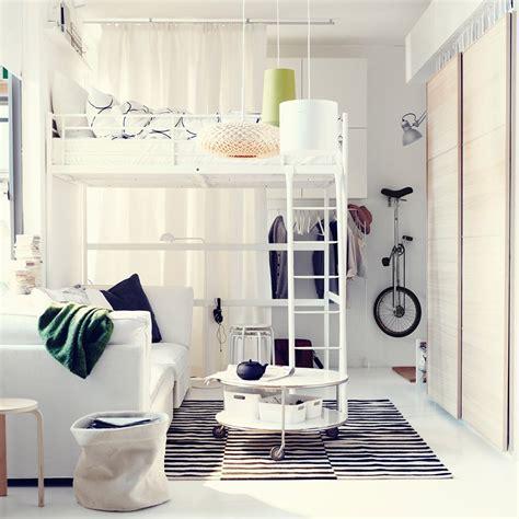 canapé lit pour studio amenagement petit studio fashion designs