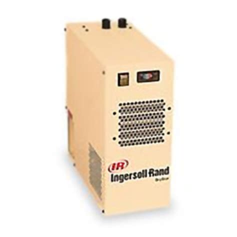 ingersoll rand d300in non cycling air dryer 176 cfm