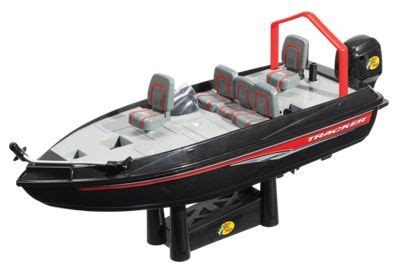 bass pro shops tracker remote control fishing boat bass