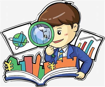 Research Clipart Clip Researcher Grade 4th Newsletter