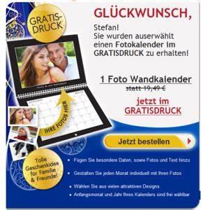 Vistaprint Rechnung : gratis ist nicht umsonst testbericht vistaprint foto wandkalender ~ Themetempest.com Abrechnung