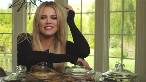 Oreo Cookie Jar Khloe Kardashian 19 Thoughts We Had While Watching Khloe Kardashian S