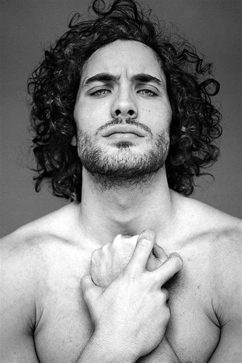 In fact, men's long curly hairstyles are trending strong this year as new styles skew. 50 Long Curly Hairstyles For Men - Manly Tangled Up Cuts
