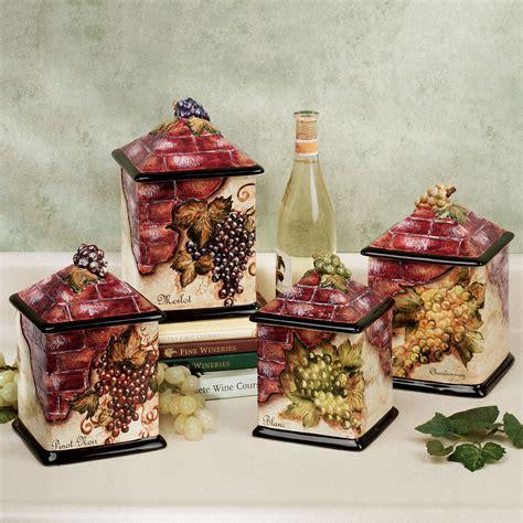 grape themed kitchen accessories home decorating interior design bath kitchen ideas