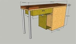 superieur hauteur plan de travail cuisine ikea 11 table With fabriquer sa table de cuisine