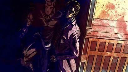 Jojo Bizarre Adventure Killer Kira Queen Yoshikage