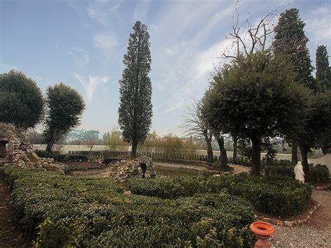 Restauro Giardino Storico Sesto Fiorentino, Firenze