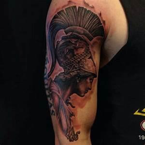 25+ bästa Athena tattoo idéerna på Pinterest | Medusa ...
