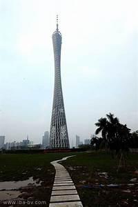 Guangzhou Tv Tower Building