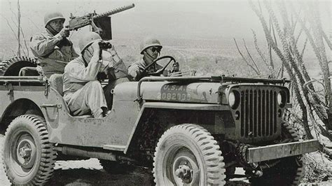 first jeep ever made 75 years of jeep history