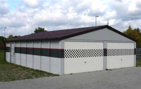 Fertiggarage Modelle Und Gestaltungsmoeglichkeiten by Satteldach Garagen Satteldachgaragen