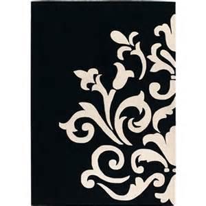 Tapis Noir Et Design by Tapis Design Pas Cher Tapis Salon Contemporain Meubles