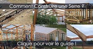 Fabriquer Une Serre En Bois : construire une serre de jardin wikifab ~ Melissatoandfro.com Idées de Décoration