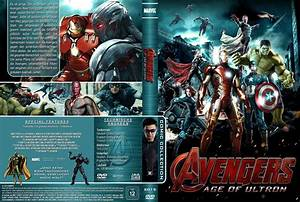 Marvel's The Avengers 2: Age of Ultron R2 German Cover ...